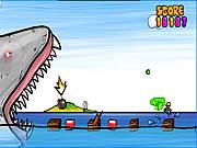 Игра Бешеная Акула