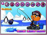 Игра Подледная рыбалка Сиси
