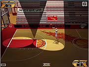 Игра Съемки баскетбола ТУМАНА