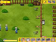 Игра Корова против Зомби