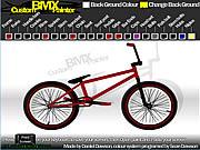 Игра Раскрась BMX