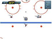 Игра Супер Хоккей на льду