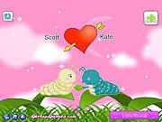 Игра Романтичный цветок