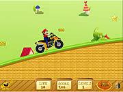 Игра Мото-Марио