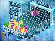 Игра Ледяной тетрис