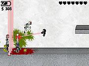 Игра Ниндзя против роботов