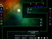 Игра Оборона башни галактики