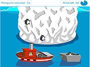 Игра Паника пингвина