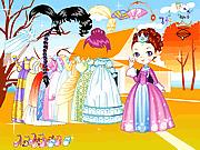 Игра Платья для принцессы