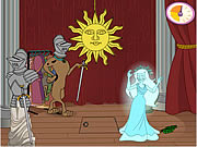 Игра Скуби Ду - Призрак в Подвале