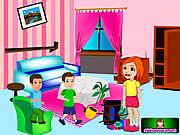 Игра Уборка в доме