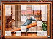 Игра Сортируйте плитки рататуй в Париже