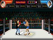 Игра Чемпионат по боксу