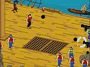 Игра Освобождение Скуби Ду от пиратов