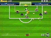Игра Футбольное золото