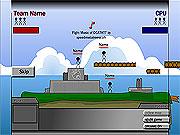 Игра Территория войны