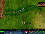 Игра Военный поезд