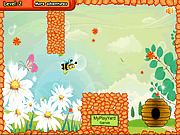 Игра Пчелка в улии