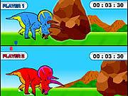 Игра Король динозавров - Динолимпикс