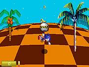 Игра Приключения Соника 3D
