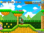 Игра Приключения Марио и Йоши 2