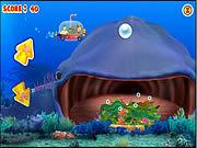 Игра Сохранить морских существ