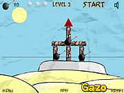 Игра Замок бомбардировщик