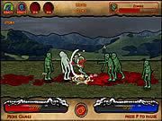 Игра Рыцарь-зомби
