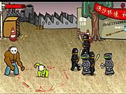 Игра Уличный боец 3