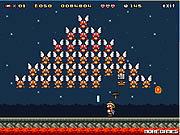 Игра Марио - супер захватчик