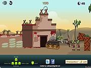Игра Сражение бака зомби