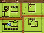 Игра Дино - Хранитель зоопарка