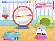Игра Любовь к хомяку