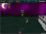 Игра Зомби-босс
