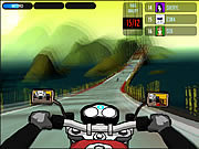 Игра Гонки на мотоциклах и машинах 2
