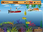 Игра Рыбалка с Бен 10