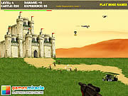 Игра Зеленый Берет Нападение Castle
