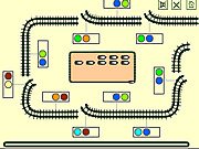 Игра Железная дорога Свернуть