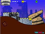 Игра Бэтмен на грузовике 2