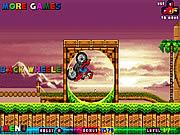 Игра Марио на Квадроцикле в Мире Соника