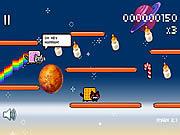 Игра Ньян Cat: Затерянные в космосе