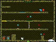 Игра Огонь и Вода 3 - Ледяной храм