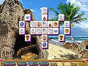 Игра Маджонг: Античные сокровища