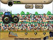 Игра Прыгающий Трактор