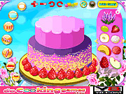 Игра Ваш сюрприз торт 2