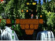 Игра Фантастический Дуэт Марио и Соник 2