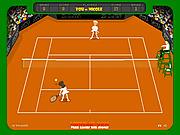 Игра Теннис Ace