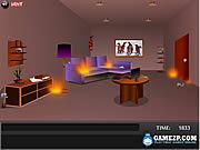 Игра Пожар в Доме