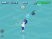 Игра Подводные сокровища