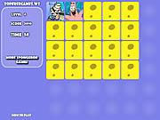 Игра Губка Боб - Развиваем память